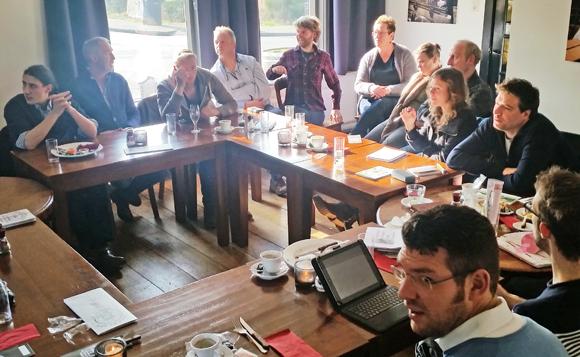 Eerste bijeenkomst Nederlandse Hoptelers Platform