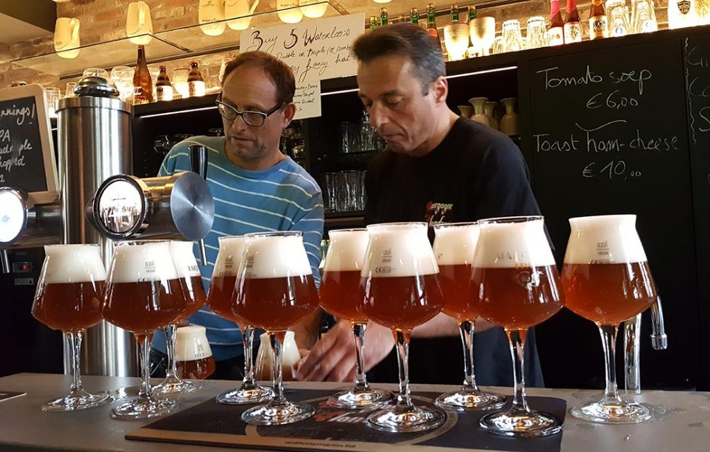 Bierreis Brugge bourgogne des Flandres