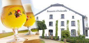 Rondleiding bij Brasserie d'Achouffe Ardennen
