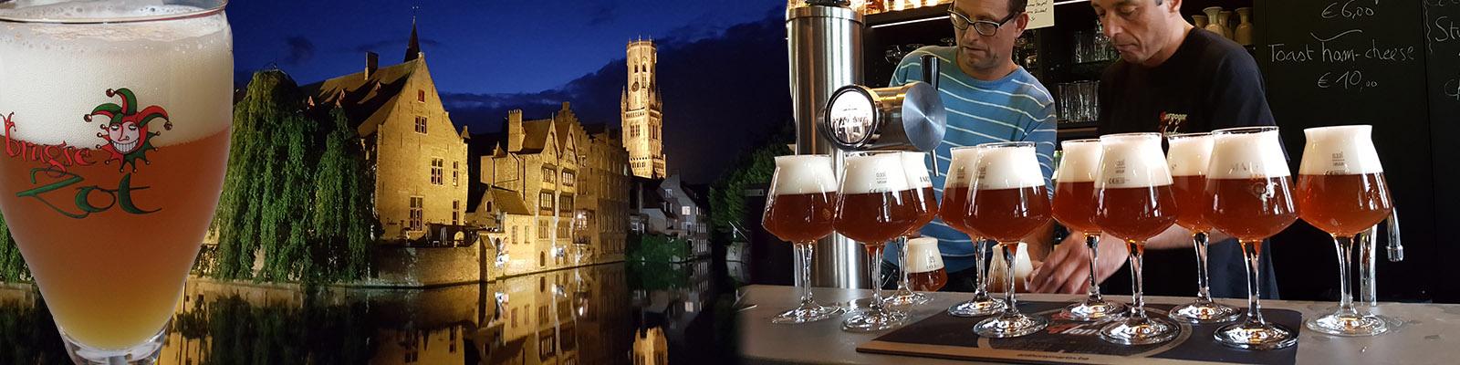 Bierreis Belgie